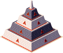 majestic pyramid